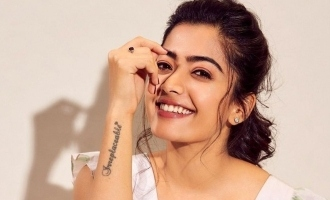 Rashmika Mandanna reveals she is eager to get back to work