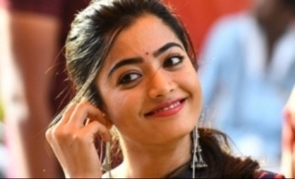 Rashmika wanted to change her name and these are what she liked from fan suggestions
