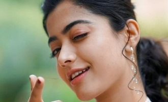 Rashmika Mandanna makes her Bollywood debut in a sensational movie