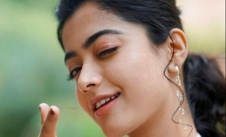 I fell in love in less than a second - Rashmika Mandanna introduces her heart stealer