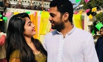 Rashmika Mandanna and her ex-boyfriend's cute interaction wins hearts