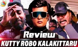 Rajini's 2.0 Public Review | Director Shankar's Enthiran 2 FDFS Reactions