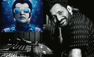 3D Film! 4D Sound! '2.0' setting new benchmarks in Tamil cinema!