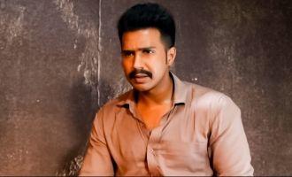 Vishnu Vishal confirms exciting rumours about 'Ratsasan'