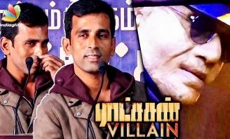 Ratchasan's Villian Revealed in the Success Meet