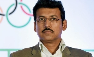 Rajyavardhan Rathore's strong message against corruption!