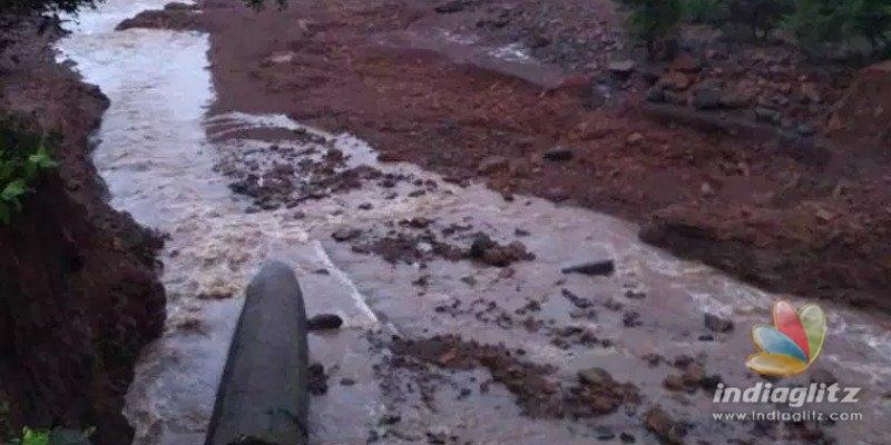 Dam Breach Floods Villages, Kills 6 in Ratnagiri