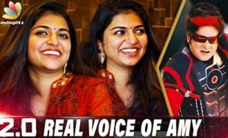 MINDBLOWING...How Can Shankar Think like this ? : Dubbing Artist Raveena Interview