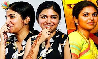Dubbing Artist Raveena on how She became an Actress in 'Kidayin Karunai Manu'