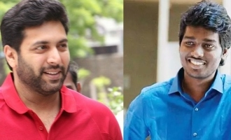Jayam Ravi in Atlee's next?