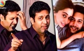 I'm Sorry ! My Wife Aarthi Apologised for the First Time : Jayam Ravi Funny Speech