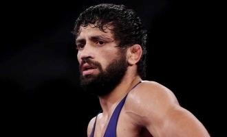Tokyo Olympics 2020: Ravi Kumar Dahiya wins Silver in Wrestling