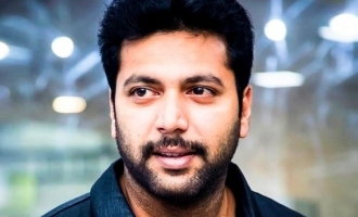 Is this the title of Jayam Ravi's next?