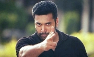 Jayam Ravi's milestone film gets an interesting title!