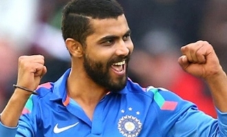 Ravindra Jadeja voices support for BJP!