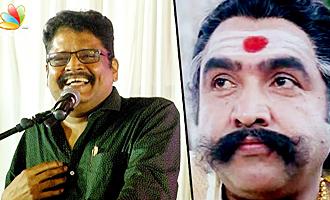 Bharathiraja was my first choice for Nattamai, Nattpukaga : K S Ravikumar