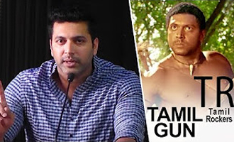 If you're a true Tamilian, don't watch Vanamagan online : Jeyam Ravi Speech