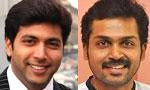 Karthi, 'Jayam' Ravi target Tollywood