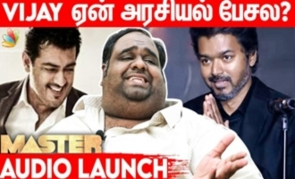 Nothing can stop Master release - Producer Ravindran interview