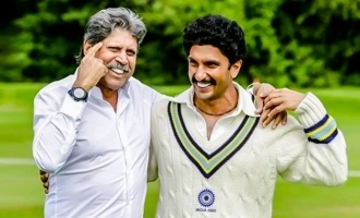 Ranveer Singh wishes for Kapil Dev's speedy recovery after the former cricketer suffers a heart attack.