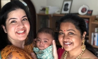 Actress Radhika daughter Rayane Mithun about body transformation after two back to back babies