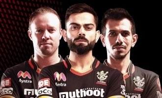 IPL Carnival: Special Trailer;  Will 'King' Kohli's dream come true?