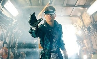 Astounding! Steven Spielberg's futuristic 'Ready Player One' trailer