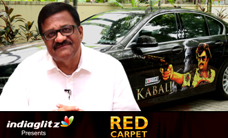 Kabali set to open big - Red Carpet by Sreedhar Pillai