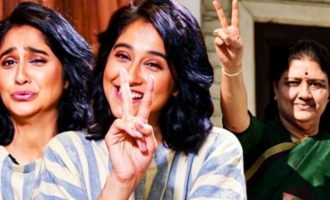 Love to Act as Sasikala! : Regina Cassandra Fun Interview