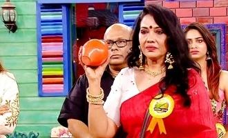 2 செல்லக்குட்டிகளை மிஸ் செய்கிறேன்: பிக்பாஸில் இருந்து வெளியேறிய ரேகாவின் முதல் பதிவு