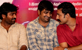 'Rekka' Movie Press Meet