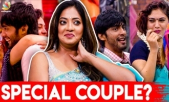Tharshan & Sherin Relationship? : Reshma Reveals