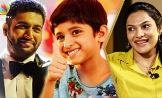 Jayam Ravi & Son was same in REAL & REEL Life : Rethika Srinivas Interview