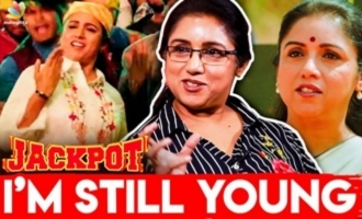 No More Supporting Roles : Actress Revathi Interview