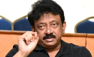 Controversial director Ram Gopal Varma announces Sasikala biopic!