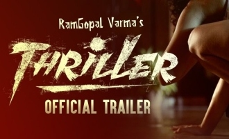 Lewd camera angles, extreme glamour - Ram Gopal Varma's erotic movie Thriller's trailer out!