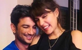 Rhea Chakraborty makes shocking accusation on Sushant's sister!