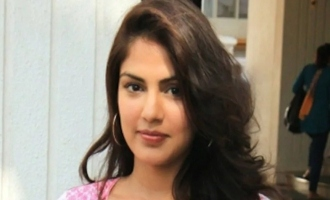 Do you know what Rhea Chakraborty did inside jail?