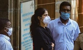 One month after arrest, court announces verdict on Rhea Chakraborty's bail plea!