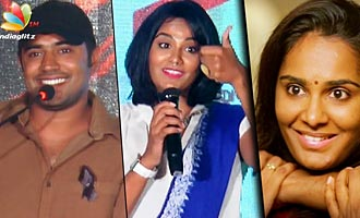I'm so happy that media is supporting me : Lakshmi Speech