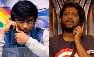 Biggboss Tamil season 4 Rio and Aajith call center conversation