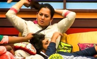 Biggboss Tamil season 4 Sanam and Rio conversation