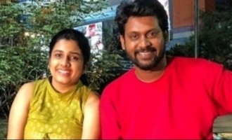 Rio Raj celebrates intimate wedding anniversary with his wife pics go viral