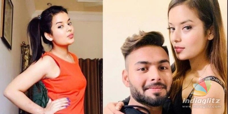 Has Rishab Pant dumped his girlfriend and dating an actress
