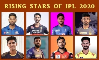 Rising Stars of IPL 2020