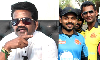 Why did Nadigar Sangam give Cricket match rights without a Tender - JK Ritheesh Interview