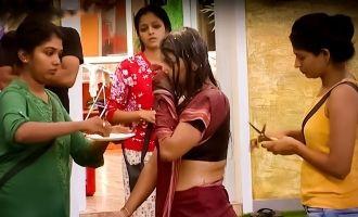 யாஷிகாவை வச்சு செய்யும் விஜி-ரித்விகா