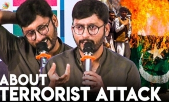 RJ Balaji Expresses Grief Over Pulwama Terrorist Attack
