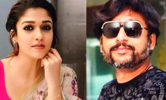 RJ Balaji and Nayanthara combo again?