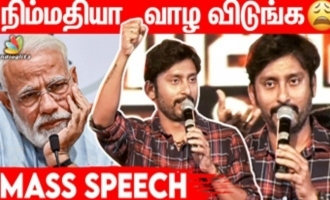 RJ Balaji Breaks Mookuthi Amman Secrets!- First Time